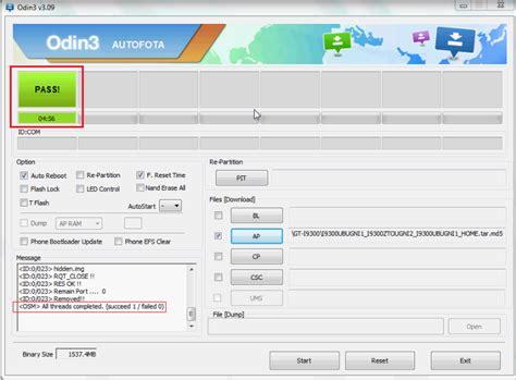 reset samsung using odin how to unbrick flash samsung phone using odin 9jarom