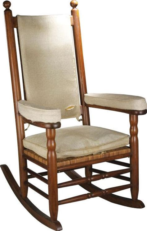 Kennedy Rocking Chair by Jfk S Rocking Chair To Be Auctioned In Dallas In November