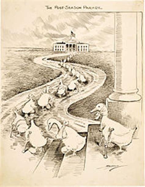 lame duck (politics) wikipedia