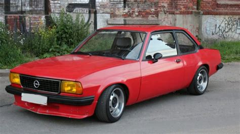 Opel Ascona B Tuning Youtube