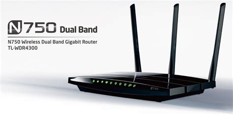 Diskon Tp Link Wireless Dual Band Gigabit Router Tl Wdr4300 tp link n750 wireless dual band gigabit router tl