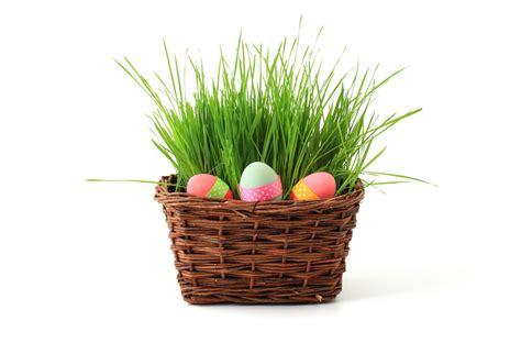 easter basket easter basket free stock photo domain pictures