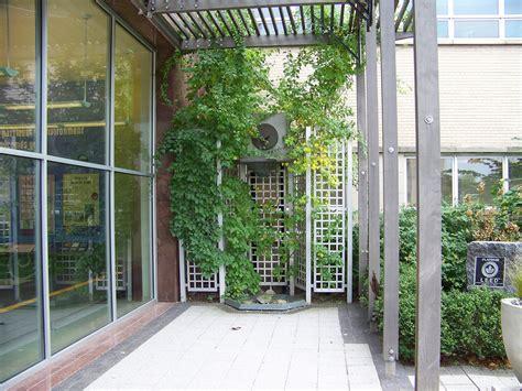 Aluminum Trellis Duroweld Co Inc Chicago Center For Green Technology