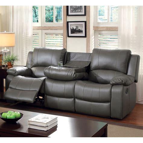 Sofa Marvelous Gray Leather Reclining Sofa 81y5uxp8col Gray Reclining Sofa