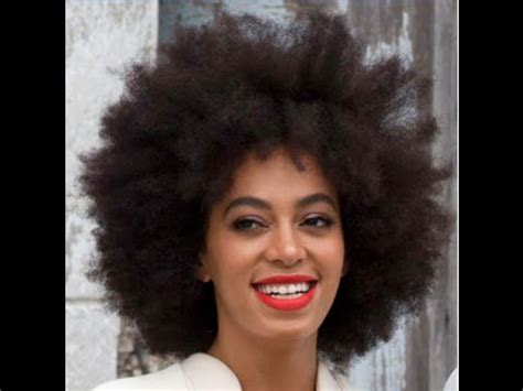 natural hair is ugly (solange knowles wedding) youtube