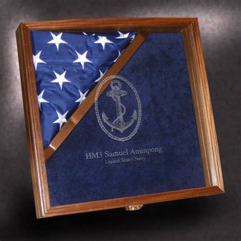 glass etching  flag cases  shadow boxes