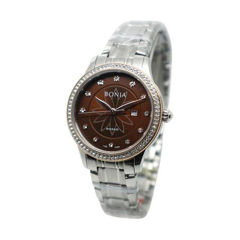 Jam Tangan Wanita Bonia Rosso jual bonia rosso bnb10269 2347s jam tangan wanita