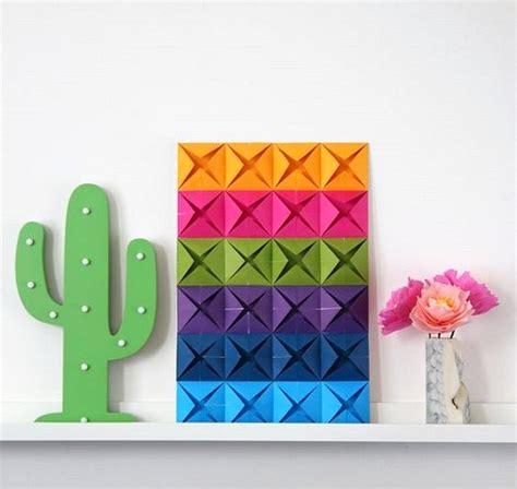 cara membuat hiasan dinding kamar tidur dari kertas cara membuat hiasan dinding kamar dari kertas origami