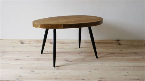 coffee table scandinavian black oak crowdyhouse