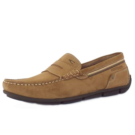 driving shoes camel active mowbury cruise s brown driving shoes