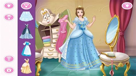 Disney comes to Windows 8 with Disney Princess Dress up App   McAkins Online