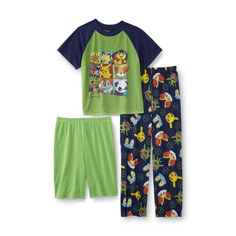 pajama shorts for boys ccg boy s pajama shirt shorts