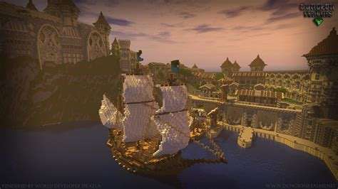 the kingdom by the image gallery minecraft kingdom