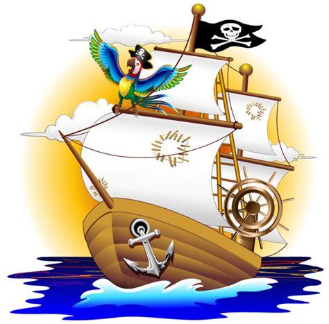 Film Kartun Bajak Laut | kartun bajak laut kapal ilustrasi kartun vektor vektor