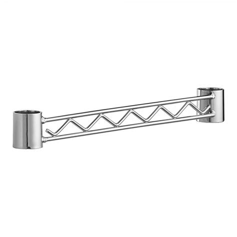 Wire Shelf Support by Side Support Rail For Chrome Wire Shelving Unit D350mm