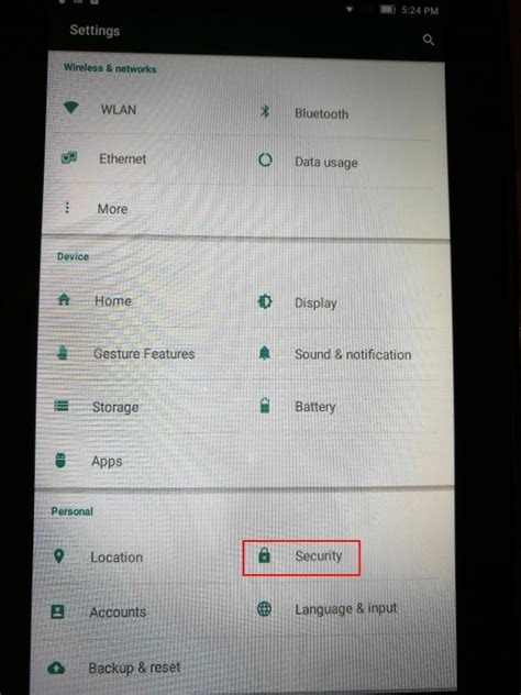 android remote wipe remotely reset your android device