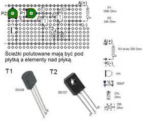 dioda w rytm muzyki faq led migająca w rytm muzyki 3 elektroda pl
