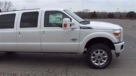 six door ford ford excursion six door conversion
