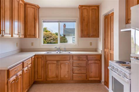 stained alder kitchen cabinets eureka ca coast