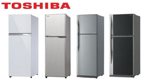 Harga Toshiba Kulkas daftar harga kulkas 2 pintu toshiba terbaru februari 2019