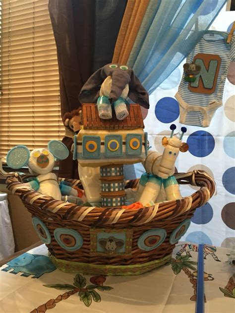 Noah Ark Baby Shower Theme by 22 Best Noah S Ark Baby Shower Ideas Images On