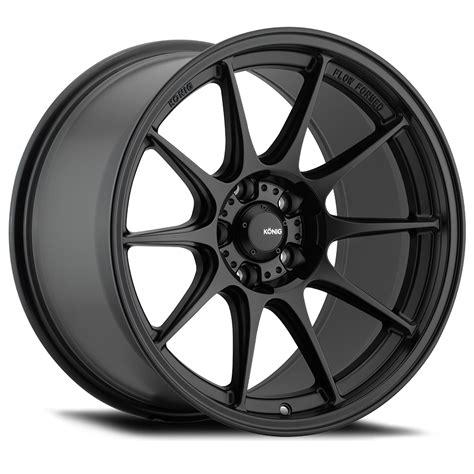with wheels dekagram konig wheels