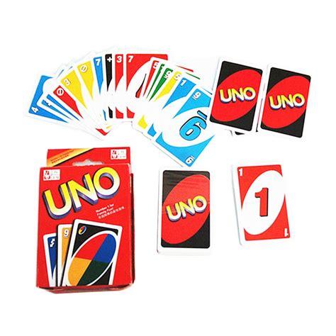 Mainan Anak Kartu Uno Eksklusif jual tmo kartu uno standart mainan anak harga