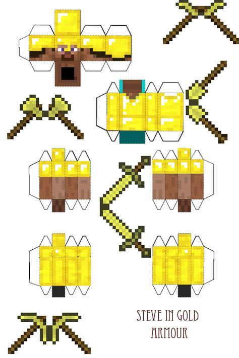 Buy Minecraft Papercraft - papercraft minecraft parte 1 hazlo tu mismo taringa