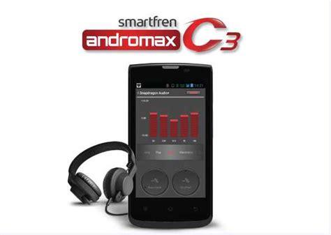 Smartfren C3 kelebihan dan kekurangan andromax c3 ponsel android kitkat