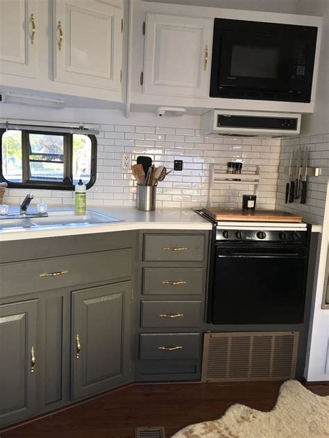 rv ideas renovations 50 best cer remodel cer remodeling board and rv