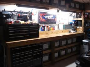 Garage Workbench Design designs ideas for workbenches home designs cool garage workbench ideas