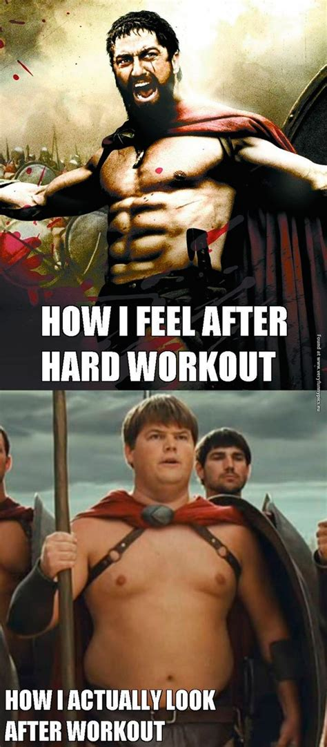 Working Out Meme - how i feel after workout very funny pics