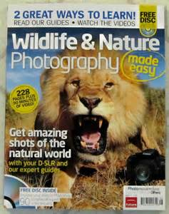Free Home Decor Magazines Uk by Wildlife Amp Nature Photography Made Easy Dvd Guide