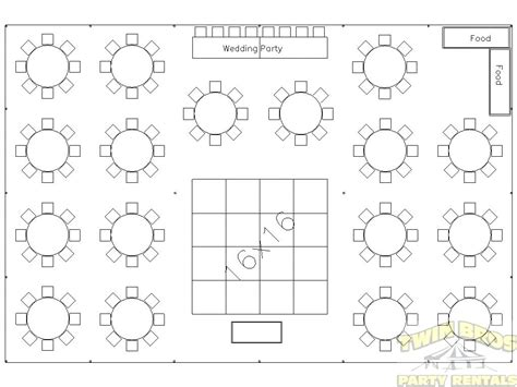 reading layout excel table plan for wedding template