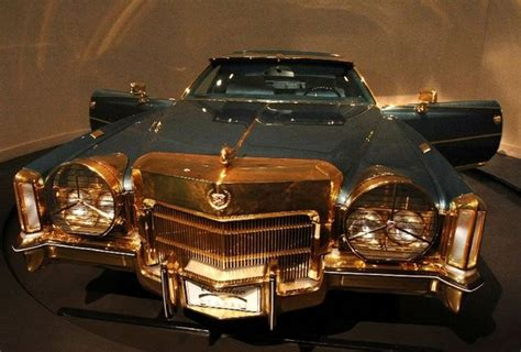 themes in the gold cadillac isaac hayes 1972 gold trimmed fur lined custom cadillac