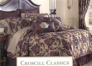 closeout croscill comforter sets