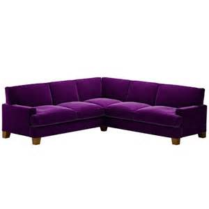 Purple Sofa Find A Purple Velvet Corner Sofa Celia Rufey Answers