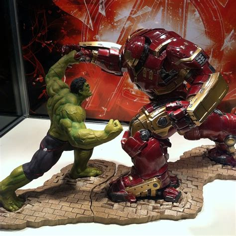 toy fair preview avengers age ultron hulkbuster iron