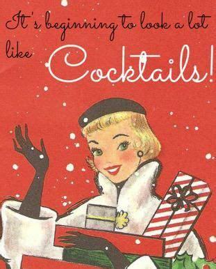 beginning   alot  cocktails google search vintage christmas retro christmas