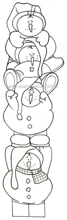 snowman scene coloring page 102 best images about christmas coloring pages on pinterest