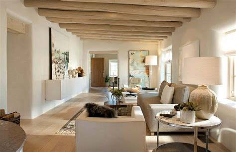 Countryside Decor by Beyond White Bliss Of Soft And Beige Living Rooms