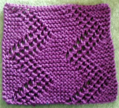 zig zag sewing pattern cloths knitted washcloths and zig zag pattern on pinterest