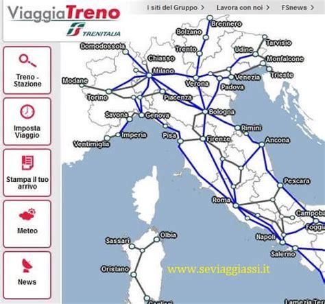 viaggiatreno mobile non perdere il treno controlla gli orari in temo