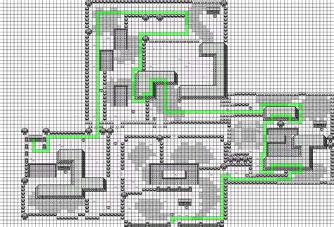 safari zone layout pokemon red here s a map of the safari zone with a path to hm03