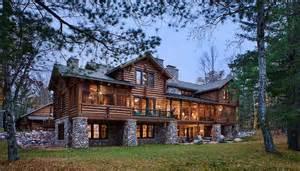 luxury log home floor plans biggest luxury log home