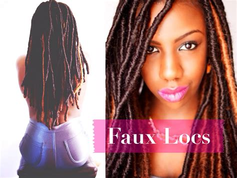 marley hair vs kanekalon hair faux locs marley locs temporary loc extensions