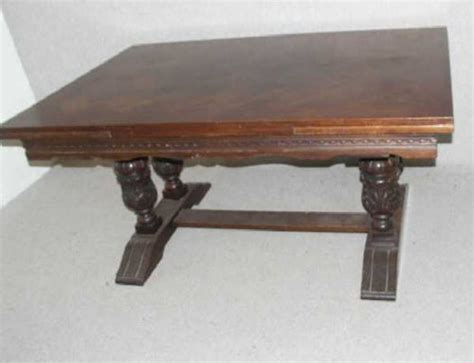 1930 Dining Table Dining Table 1930s Extending Dining Table