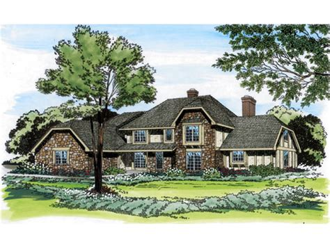house plans and more radnoor rustic tudor home plan 038d 0199 house plans and