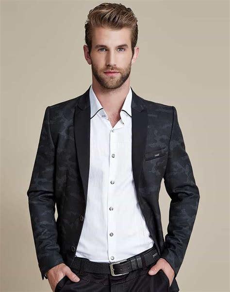 Blazer Jaket Fashion Pria Murah designer camouflage blazer mondo blazer 4800