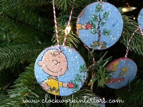 charlie brown christmas crafts 1000 ideas about brown decorations on brown decorations